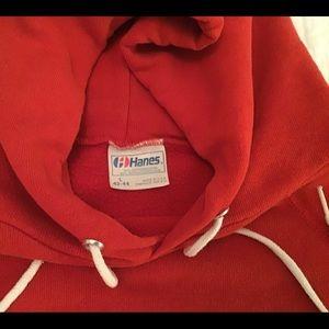 Hanes Sweaters - VINTAGE Marlboro Cigarettes Large Hoodie
